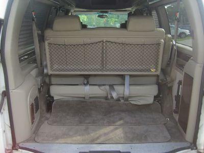 2003 GMC Savana Cargo Van YF7 Upfitter