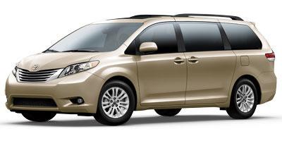 2013 Toyota Sienna Limited V6 7 Passenger