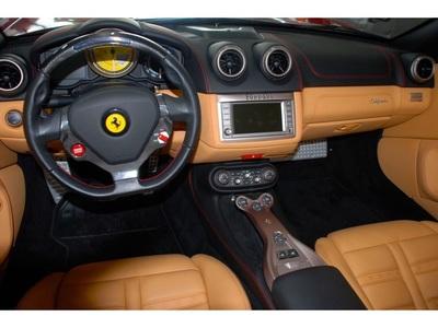 2012 Ferrari California Convertible