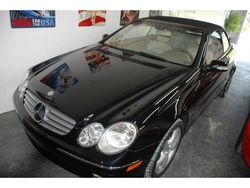 2005 Mercedes-Benz CLK320 Convertible