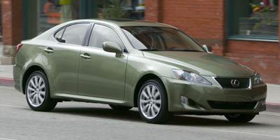 2006 Lexus IS 250 Manual