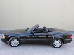 1996 Mercedes-Benz SL600 Convertible
