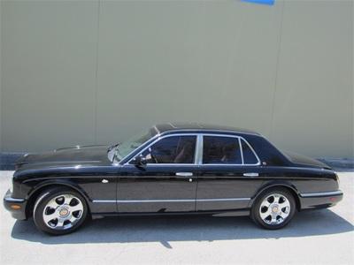 2000 Bentley Arnage Red Label Sedan