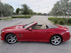 2013 Mercedes-Benz SL550R Convertible