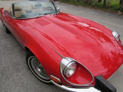 1974 Jaguar E-Type Convertible