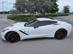 2016 Chevrolet Corvette Stingray 1LT Coupe