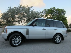 2003 Land Rover Range Rover HSE SUV