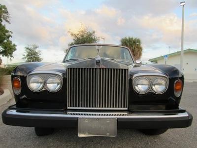 1977 Rolls-Royce SILVER WRAITH ll Sedan