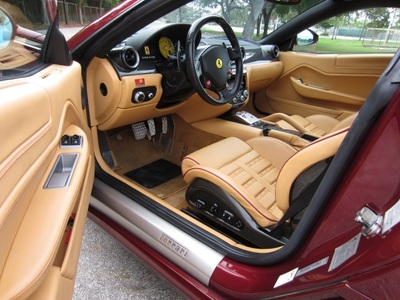 2007 Ferrari 599 GTB Fiorano Coupe