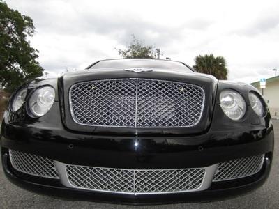 2006 Bentley Continental Flying Spur Sedan