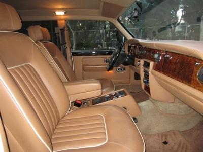 1993 Rolls-Royce Silver Spur ll Sedan