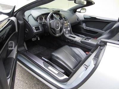 2009 Aston Martin DB9 Volante Convertible