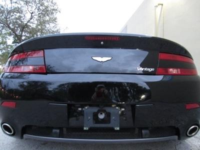 2010 Aston Martin Vantage Roadster Convertible