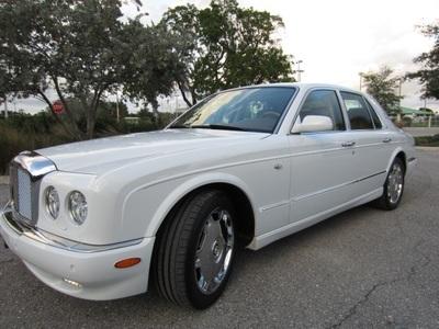 2009 Bentley Arnage R Sedan