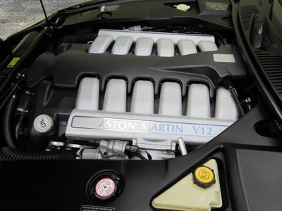 2001 Aston Martin DB7 Volante Convertible
