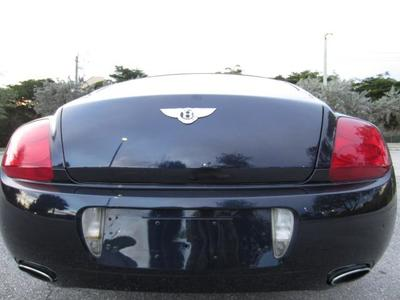 2004 Bentley Continental GT Coupe