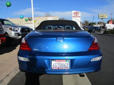 2008 Toyota Camry Solara SLE
