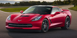 2014 Chevrolet Corvette Stingray Z51 3LT