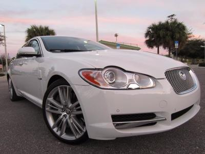 2011 Jaguar XF Supercharged Sedan