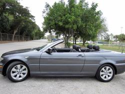 2005 BMW 325CiC Convertible