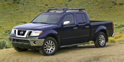 2016 Nissan Frontier PK 4WD CRW CB SWB AUTO SL