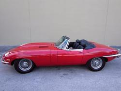 1969 Jaguar E-Type XKE Convertible