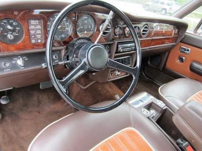 1984 Rolls-Royce Sliver Spur Sedan