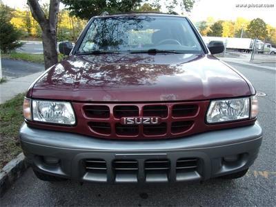 2002 Isuzu Rodeo LS SUV