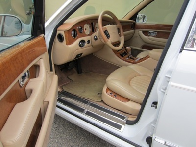 1999 Bentley Arnage Sedan