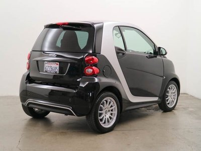 2013 Smart fortwo Pure/Passion