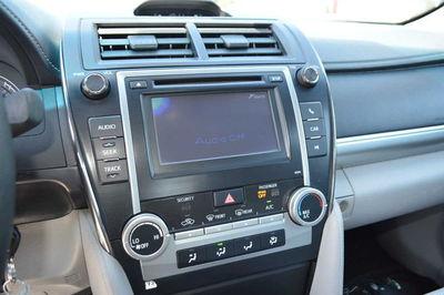 2013 Toyota Camry 4D