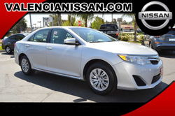 2013 Toyota Camry 4D