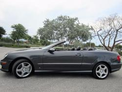 2009 Mercedes-Benz CLK350 Convertible