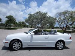 2001 Mercedes-Benz CLK320 Convertible
