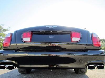 2008 Bentley Arnage T Sedan