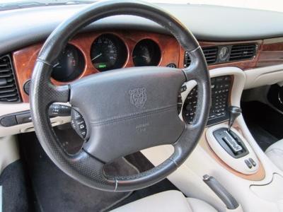 2002 Jaguar XJ8 XJ Sport Sedan