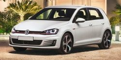 2015 Volkswagen Golf GTI SE w/Performance Pkg