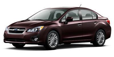 2013 Subaru Impreza Sedan Premium