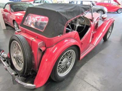 1949 MG TC ROADSTER Convertible