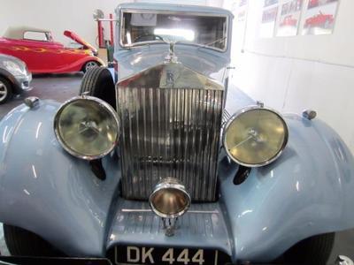 1935 Rolls-Royce 20/25 Sedan