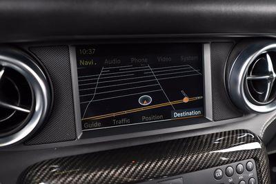 2012 Mercedes-Benz SLS AMG SLS AMG