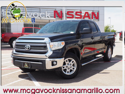 2014 Toyota Tundra 2WD Truck PK2WD Double Cab Standard Bed 4.6L V8 SR
