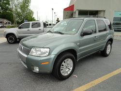 2007 Mercury Mariner Luxury