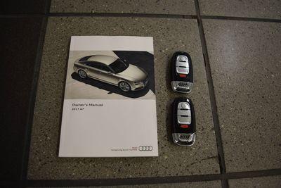 2017 Audi A7 Premium Plus