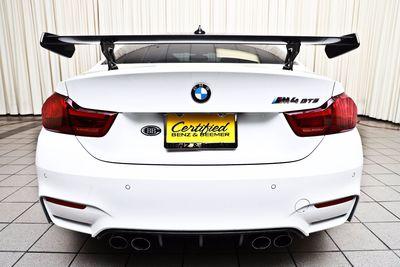 2016 BMW M Models M4 GTS