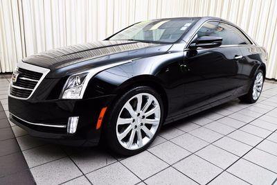 2015 Cadillac ATS Coupe Performance RWD