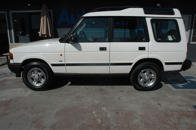1997 Land Rover Discovery SE