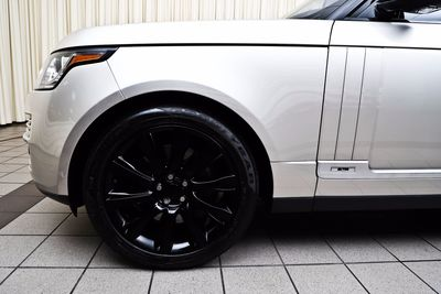 2016 Land Rover Range Rover LWB Supercharged