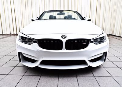 2016 BMW M Models M4