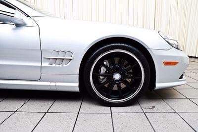 2011 Mercedes-Benz SL-Class SL 550